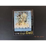 Timbre N° 3676 Neuf ** - Salvador Dali - Frankrijk