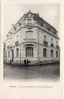 NEVERS - Société Générale - 24, Rue St Martin   (107453) - Nevers