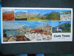 "Grande CP South Africa ""CAPE TOWN - The BIG 6"" - Afrique Du Sud"
