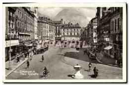CPA Grenoble Place Grenette - Grenoble
