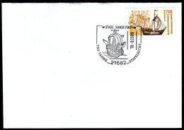 41105) BRD - Brief Mi 2558 - SoST 21682 STADE, HANSESTADT Vom 18.09.2009 - 750 Jahre Stapelrecht, Kogge - BRD