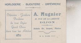 DIJON   CARTE PUB - Dijon