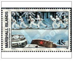 Isole Marshall - 1989 - Nuovo/new MNH - WWII - Mi N. 275 - Marshall