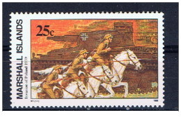 Isole Marshall - 1989 - Nuovo/new MNH - WWII - Mi N. 244 - Marshall