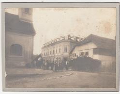 Zagreb, Nova Ves, Kapelica Majke Božje Žalosne Old Photo B180612 - Croacia