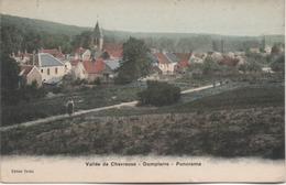 VALLEE DE CHEVREUSE   DAMPIERRE  PANORAMA - Chevreuse