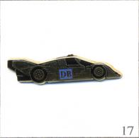 Pin's Automobile - 24 Heures Du Mans DB - Version Dorée. Est. Arthus Bertrand. T604-17 - Badges