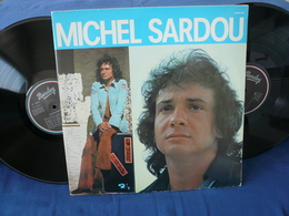 Michel Sardou - X2 33t - 81084/85 - Vinyles
