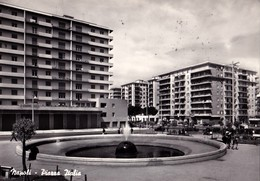 NAPOLI - PIAZZA ITALIA - F/G - V: 1958 - Napoli