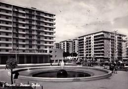 NAPOLI - PIAZZA ITALIA - F/G - V: 1958 - Napoli (Nepel)