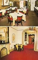 CARTE POSTALE ORIGINALE DE 9CM/14CM : NEW YORK CITY RENE PUJOL  RESTAURANT FRANCAISE NEW YORK USA - Cafés, Hôtels & Restaurants