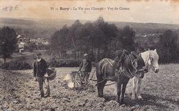 BURY - La Vie Aux Champs - Vue Du Coteau - Otros Municipios