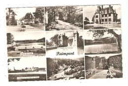CPA 35 PAIMPONT Multivues 9 Vues - Paimpont