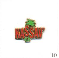 Pin's Musique - Groupe Antillais Kassav' (Guadeloupe). Est. Arthus Bertrand. T605-10 - Music