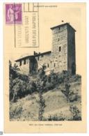 69 Albigny Sur Saone, Le Vieux Chateau Côté Est (3908) - France