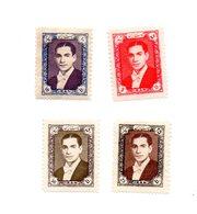 IRAN Persia 1956-57 Y&T 872A-873  MNH  ( 872C  MH) - Iran