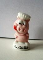 Fève Cochon Rose Les P'tits Prods. - Animaux