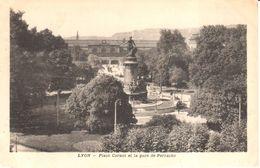 (69) Rhône - CPA - Lyon - Place Carnot Et La Gare De Perrache - Autres