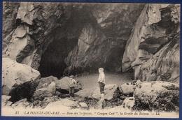 """29 CLEDEN-CAP-SIZUN La Baie Des Trépassés, """"Cougon Cest"""", La Grotte Du Bateau - Animée - Cléden-Cap-Sizun"""