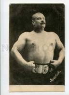 3044871 WRESTLING Yankovski Famous Wrestler Vintage PC - Lutte