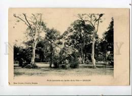 3046960 VIETNAM SAIGON Annamit Mine In Garden Vintage - Vietnam
