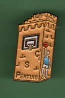 BASKET *** PERTUIS *** 0032 - Basketball