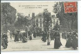 Chateauroux-Sortie Des Ouvrières De La Manufacture Des Tabacs - Chateauroux