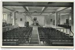 Frankfurt Sachsenhausen - Evangelisch-Lutherische Lukas-Kirche - Kirchensaal - Spendenkarte - Frankfurt A. Main