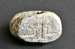 Antiquarischer Handstempel Aus Der Levante - Archäologie