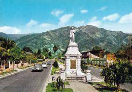 1 AK Honduras * Der Boulevar Morazán In Der Stadt San Pedro Sula - Krüger Karte * - Honduras