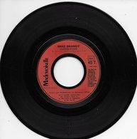 """Mike Brant 45t. SP Monoface """"summertime"""" - Vinyles"""