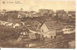 La Panne Panorama Voyagée En 1920 - De Panne
