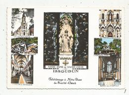 Cp , 36 , ISSOUDUN , Pélerinage à Notre Dame Du Sacré Coeur , Vierge , Ed. Roussel, N° 8810 - Issoudun