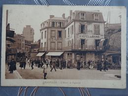 50 GRANVILLE L'HEURE DE L'APERITIF 1922 - Granville