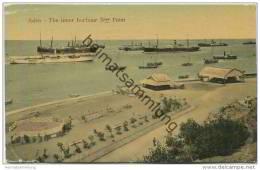 Aden - The Inner Harbour Ster Point Ca. 1910 - Jemen