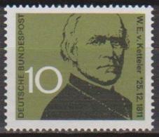 BRD 1961 MiNr. 374 ** Postfr. 150.Geb. Wilhelm Emmanuel Freiherr Von Ketteler ( 6911 )günstige Versandkosten - BRD