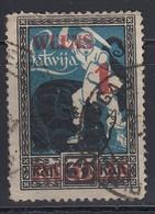LETTLAND 1920 - MiNr: 60  Used - Lettland