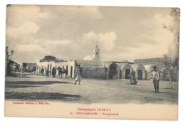 Tunisie. Campagne 1915 - 17. Ben Gardane, Vue Générale (3915) - Tunisie