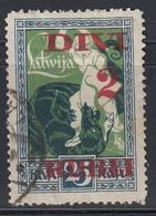 LETTLAND 1920 - MiNr: 62  Used - Lettland