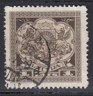 LETTLAND 1923 - MiNr: 98  Used - Lettland