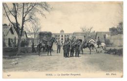 Tunisie. Le Quartier Forgemol (3916) - Tunisie