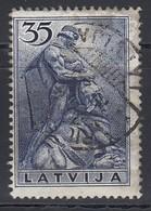 LETTLAND 1937 - MiNr: 251  Used - Lettland