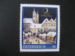 Österreich PM** 40 Jahre Garstner Advent - Österreich