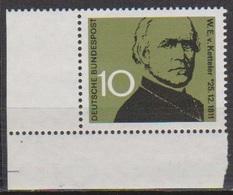 BRD 1961 MiNr. 374 ** Postfr. 150.Geb. Wilhelm Emmanuel Freiherr Von Ketteler ( 6915 )günstige Versandkosten - BRD