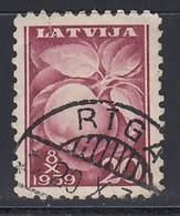 LETTLAND 1939 - MiNr: 280  Used - Lettland