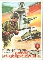 Tematica - Militari - Scuole - 1972 - 2 X 25 Siracusana - Scuola Di Fanteria, Cesano Di Roma - Viaggiata Da Cesano Di Ro - Militari