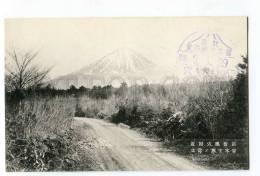 3050690 JAPAN FUJI Mountain Vintage Photo PC - Unclassified