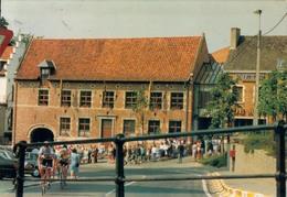 Overijse De Bonte Os (stempel: Omloop Druivenstreek Overijse ) Coureur Wielrenner Koers - Overijse