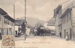 Boudry - Le Bas Du Village - Animée - 1904    (P-150-60930) - NE Neuchâtel