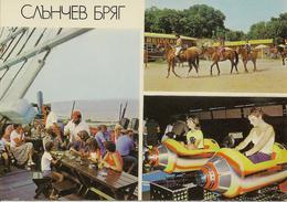 CPM Bulgarie, Slantchev Briag (multivues) - Bulgarie